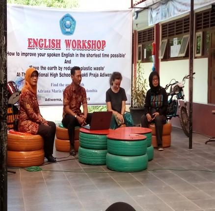 Workshop Pembelajaran Bahasa Inggris