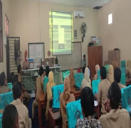 Pelatihan Penggunaan SIM Bhakti Praja Adiwerna