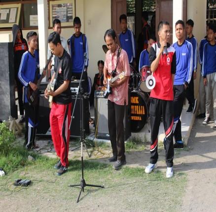 Band SMK Bhakti Praja Adiwerna