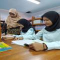 Pembelajaran di Perpustakaan
