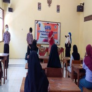 Sosialisasi Gerakan Pelajar Sekolah Tingkat Lanjut